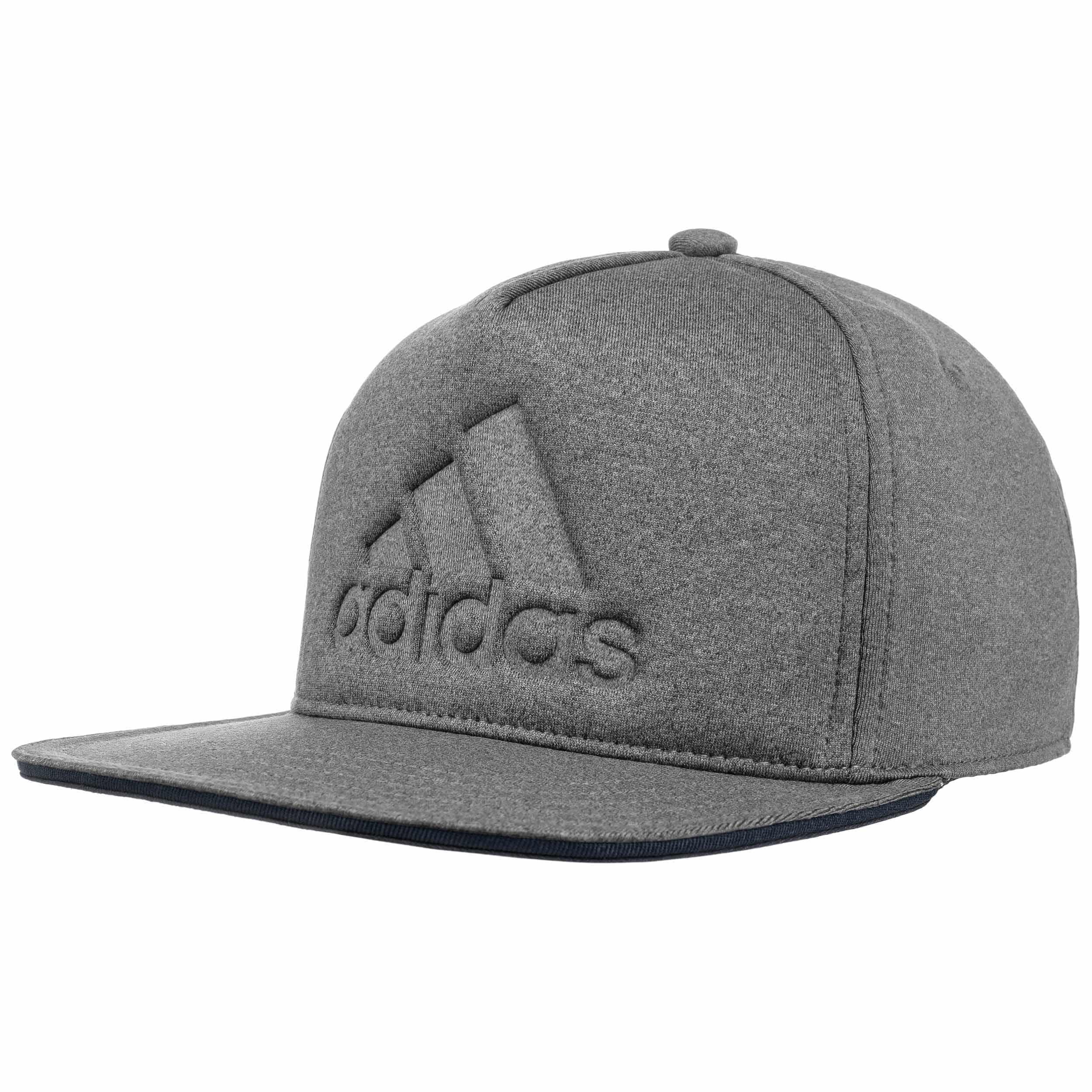 Flat Brim Snapback Cap by adidas